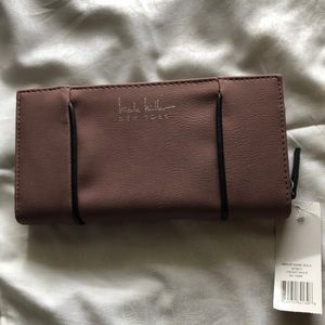 Nicole Miller Twilight mauve wallet